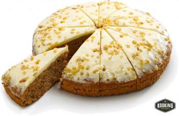 """TARTA DE ZANAHORIA \""""CARROT CAKE\"""" 26cm / 115gr (12 porciones)"""