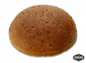 "PAN HAMBURGUESA ""STEAKHOUSE BURGER\"" 12cm / (80gr)(30und)"
