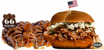 "PULLED PORK ""ORIGINAL STYLE  \""  KOOKING (1kg)"