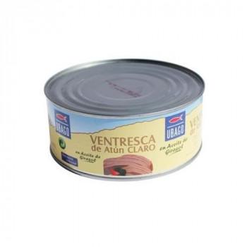 VENTRESCA  ATUN CLARO EN ACEITE (1kg)