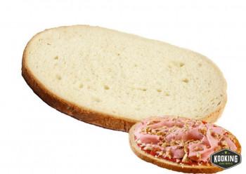 PAN BRUSCHETTE SANDWICHES XXL 100gr (32und)