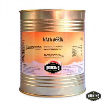 SALSA NATA AGRIA (2,5kg)