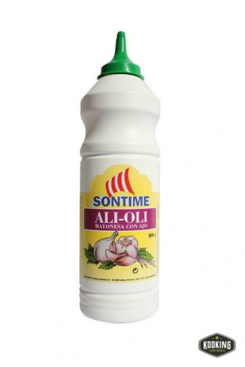 "SALSA AJO / ALI-OLI \""KOOKING\"" (1kg)"