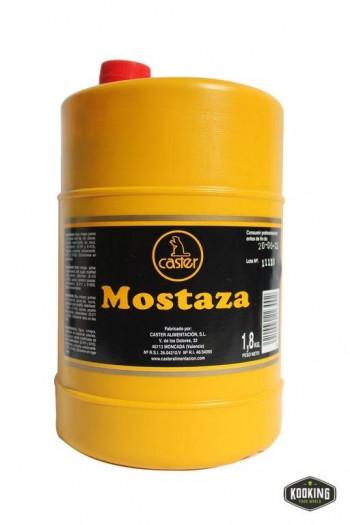 "MOSTAZA \""KOOKING\"" (2kg)"