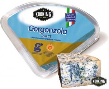 GORGONZOLA DOLCE CREMA 1/8 (1,6kg/aprox)