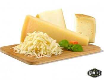 MIX QUESO RALLADO PARMESANO / GRANA PADANO  (1kg)