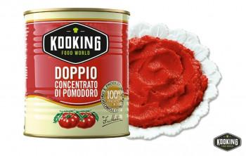 "DOPPIO CONCENT. POMODORO (1kg) \""CONCENTRADO DE TOMATE\"""