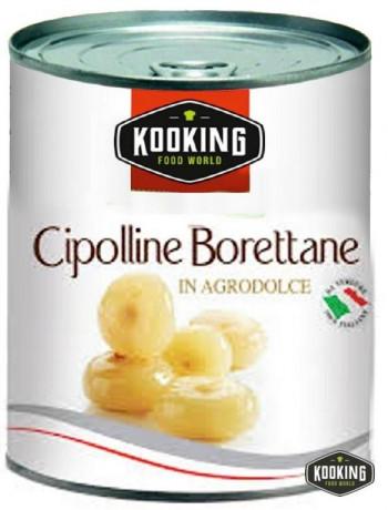 "CIPOLLE BORETTANE NAT. (3kg) \""CEBOLLITAS AL NATURAL\"""