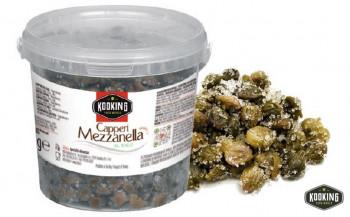 "CAPPERI MEZZANELLA AL SALE \""ALCAPARRAS EN SAL\"" (1kg)"