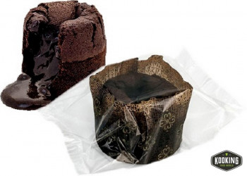 "COULANT DE CHOCOLATE ""SIN GLUTEN\"" 90gr (20und)"