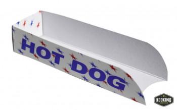 ESTUCHE CARTON HOT-DOG 17x5cm (500und)