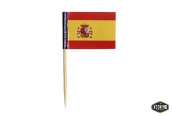 BANDERITAS PUBLICIDAD ESPAÑA (200und)
