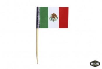 BANDERITAS PUBLICIDAD MEXICO (200und)