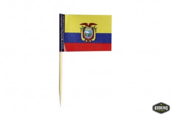 BANDERITAS PUBLICIDAD ECUADOR (200und)