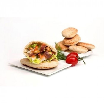 "MINI PAN PITA COCKTAIL "" KOSHER\"" CASH&CARRY 6cm X 18gr (288und)"
