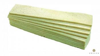 PAN TRAMENZZINO VERDE 100gr / 46x10cm (40und)