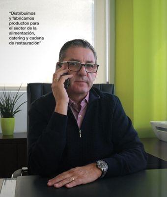 ENTREVISTA CON JESÚS VERDE, CEO DE FOSTER FOOD GROUP